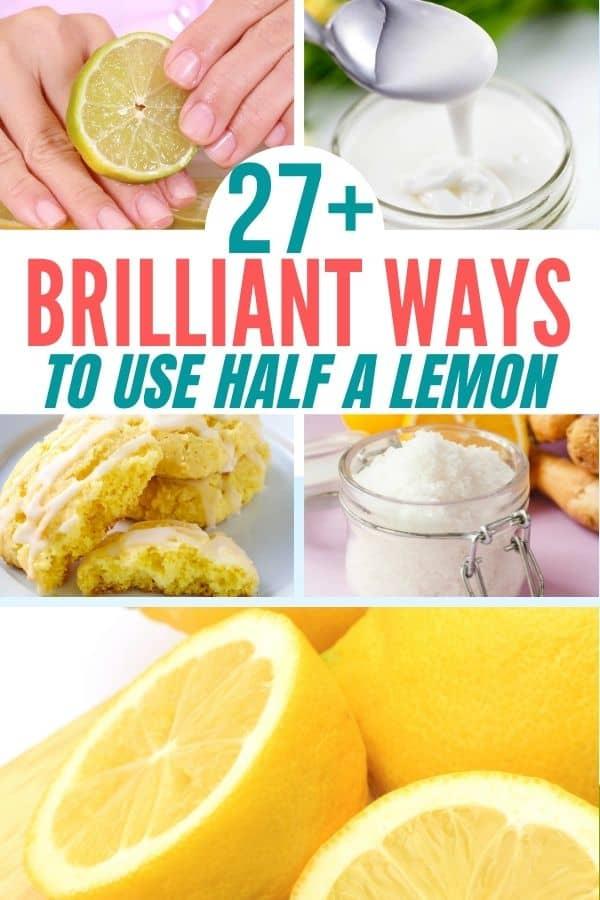 lemon uses collage
