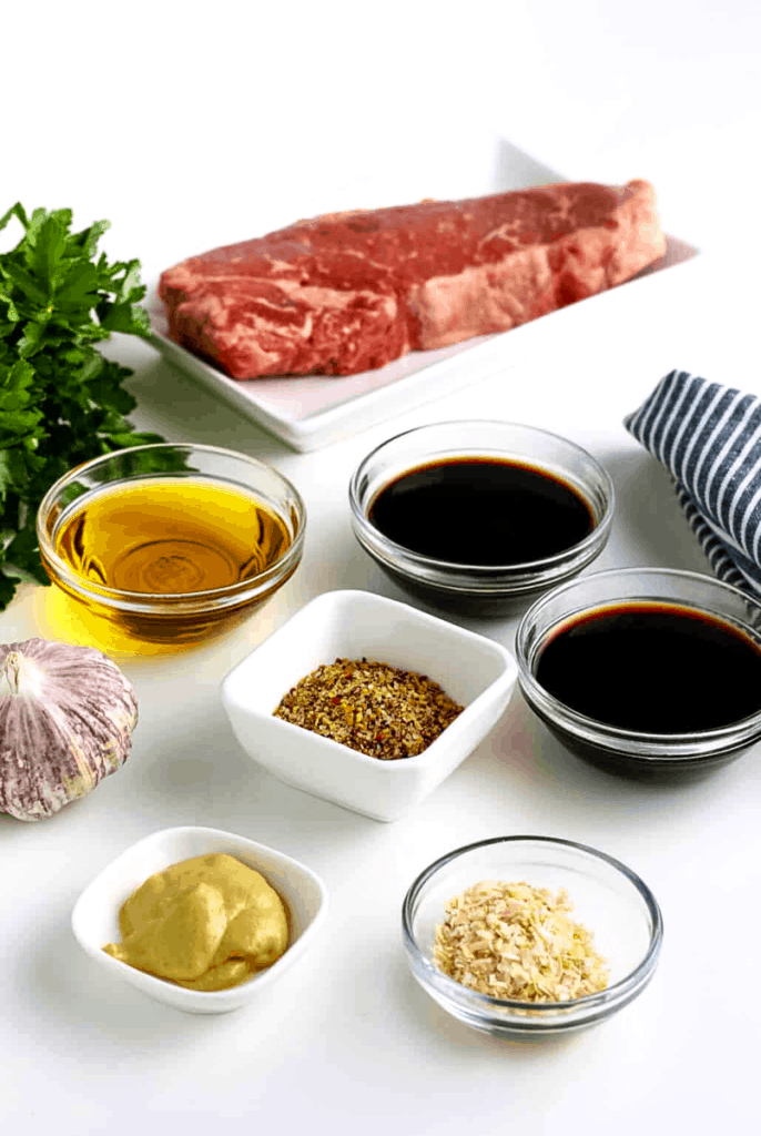 steak marinade ingredients